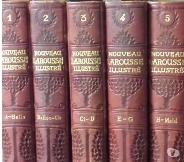 Photos Vivastreet Encyclopédie en 7 volumes ancienne édition