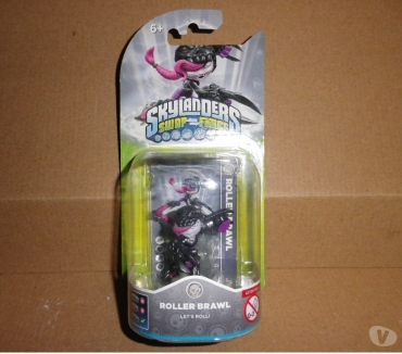 Photos Vivastreet Skylanders Swap Force Roller Brawl