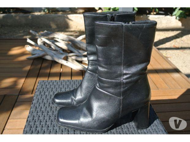 Chaussures Hérault Montpellier - Photos Vivastreet Bottines en Cuir