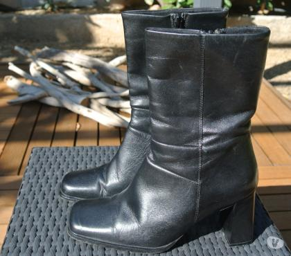 Photos Vivastreet Bottines en Cuir