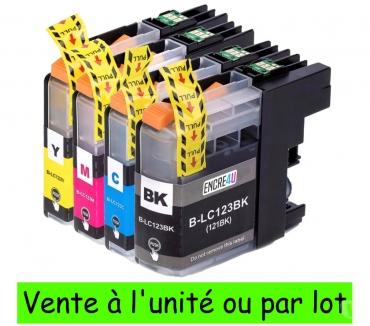 Photos Vivastreet Cartouches d'encre compatibles BROTHER LC123 XL PREMIUM