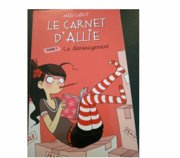 Photos Vivastreet Le carnet d'allie de meg cabot tom 1 il ya 282 pages