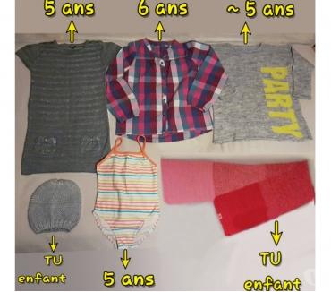 Photos Vivastreet jupe, robe, tunique, fille 3 à 5 ans