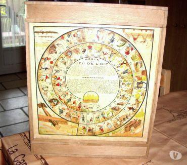 Photos Vivastreet JEU DE DAMES + OIES EN BOIS ANCIEN