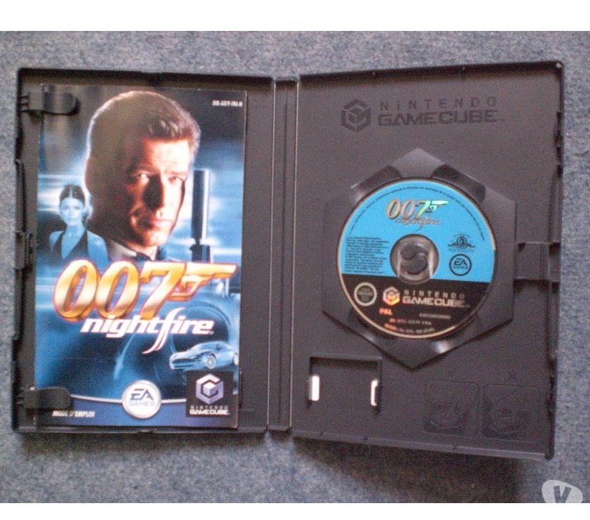 "Photos Vivastreet Jeu de GAMECUBE ""007 - Nightfire"""