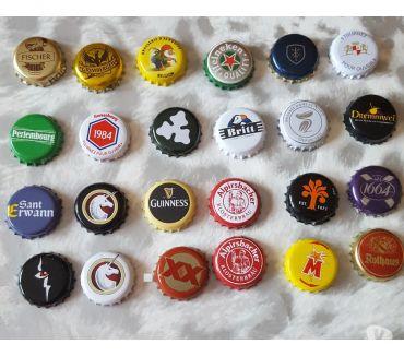 Photos Vivastreet 24 capsules de bieres tous différentes