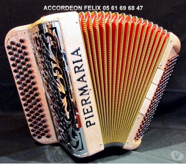 Photos Vivastreet ACCORDEON PIERMARIA P315 MIDI.
