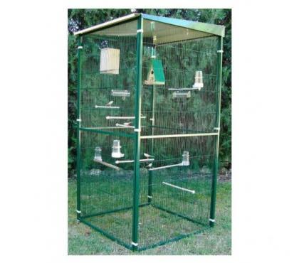 Photos Vivastreet Voliere de Jardin GEANT avec porte cage canari 13O