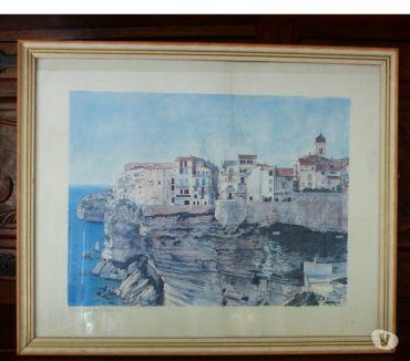 Photos Vivastreet belle aquarelle du peintre P.Legrand