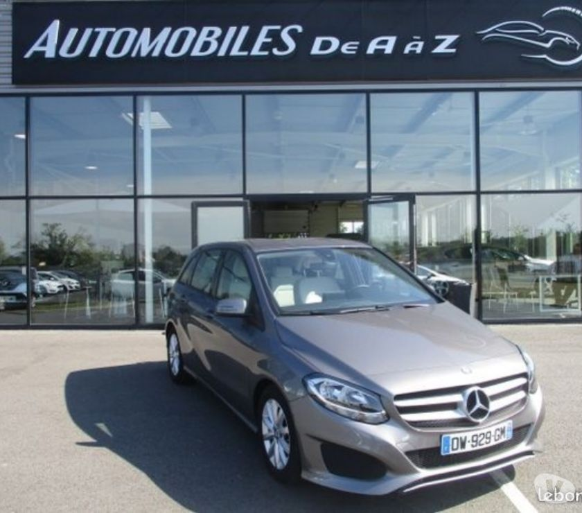 Photos Vivastreet Mercedes Classe B (W246) 180 CDI BLUEEFFICIENCY EDITION BUS