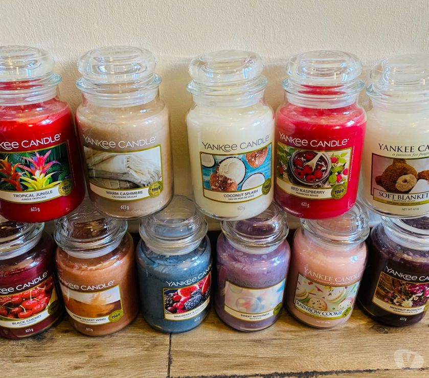 Photos Vivastreet Bougie yankee candle