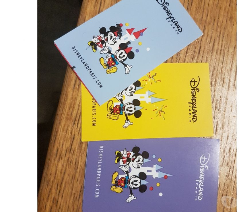 Photos Vivastreet Billets Disneyland Paris