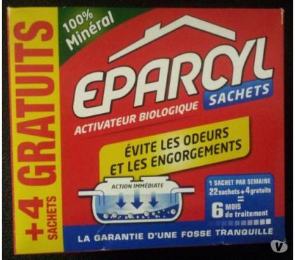 Photos Vivastreet Boite de 26 sachets d'Eparcyl.