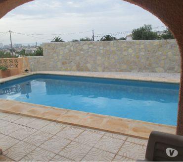 Photos Vivastreet CALPE , belle villa avec vue sur mer et piscine prive