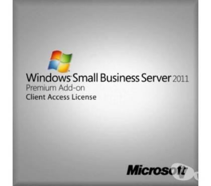 Photos Vivastreet Microsoft Small Business Server 2011 Client Access 5 users
