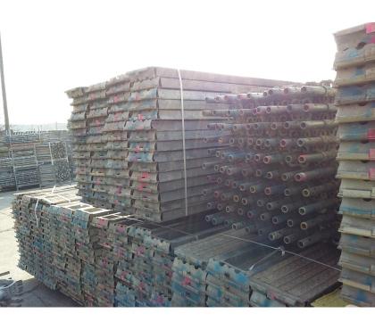 Photos Vivastreet Lot de 1.000m² d'échafaudage d'occasion multidirectionnel