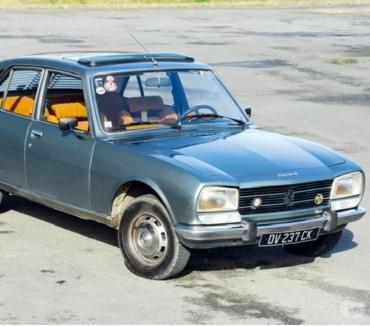 Photos Vivastreet PEUGEOT 504 Berline ou coupé année 1975