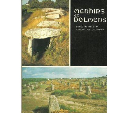 Photos Vivastreet P.R GIOT Menhirs dolmens, monuments mégalithiques de Bretagn