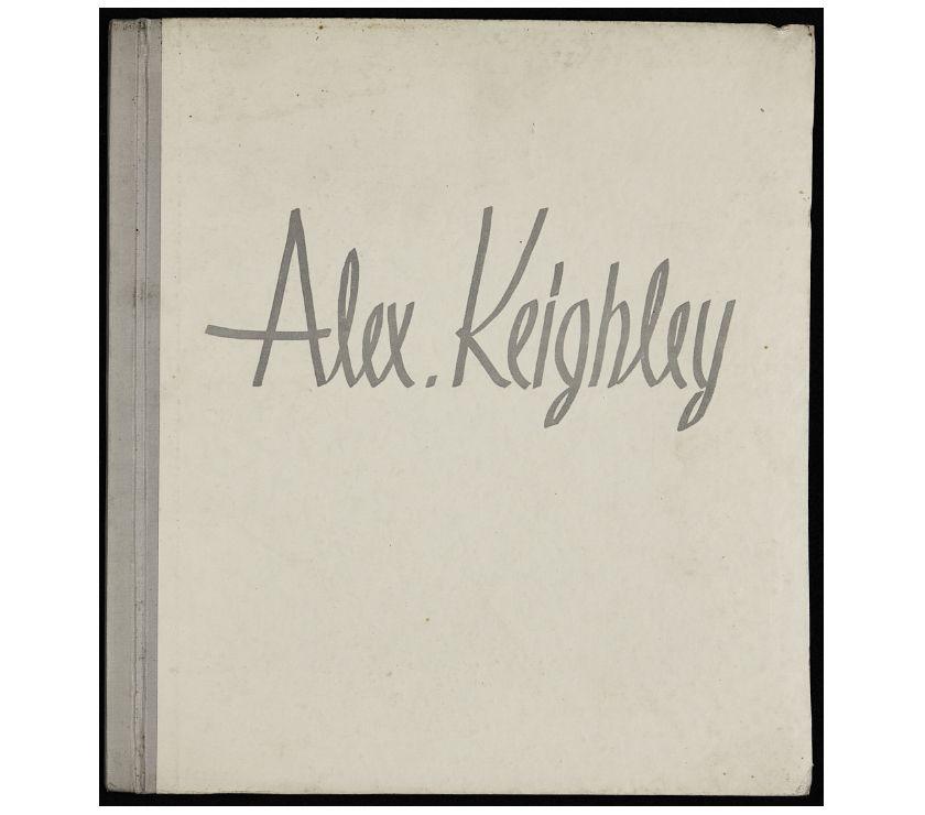 Alex Keighley - Maubeuge - 2e ouvrage de la collection Meisterbücher der Photographie, consacré au photographe britannique Alex Keighley (1861-1947), chef de file des pictorialistes britanniques, avec une introduction de l'artiste. Texte en français, anglais et allema - Maubeuge