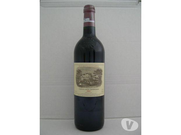 Vins - Gastronomie Vienne Chatellerault - Photos Vivastreet Vends Château Lafite Rothschild 2001 0.75 cl