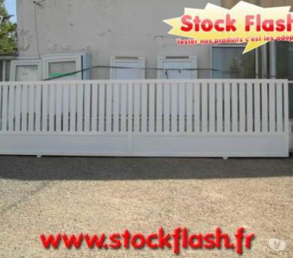 Photos Vivastreet portail pvc ouvrant ou coulissant