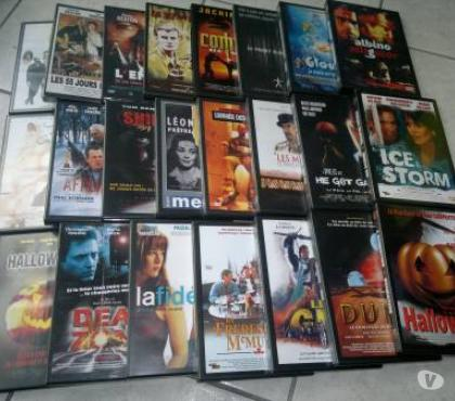 Photos Vivastreet lot de dvd