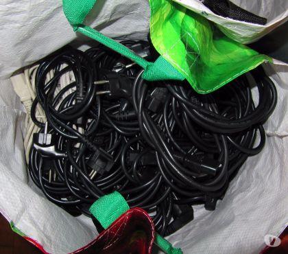 Photos Vivastreet Lot cables d'alimentation éléctrique