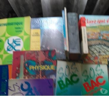Photos Vivastreet Divers livres scolaires