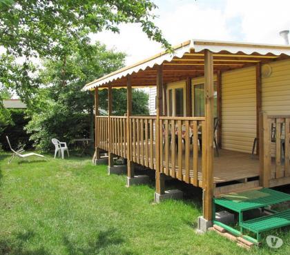 Photos Vivastreet Location Mobil home 36m2 climatisé sud Bassin d'Arcachon