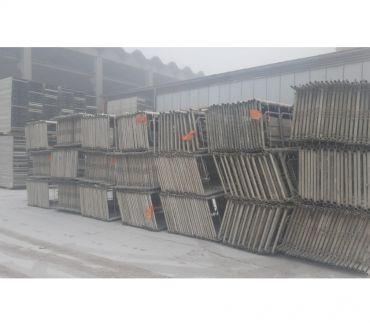 Photos Vivastreet Cadre aluminium Plettac SL en occasion