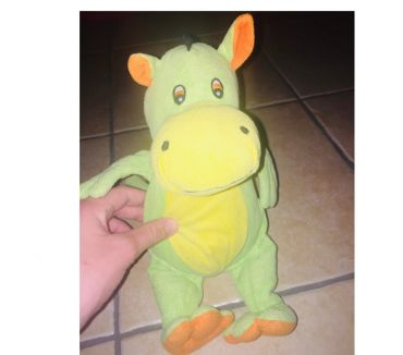 Photos Vivastreet PELUCHE DRAGON TBE