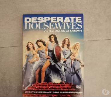 Photos Vivastreet Dvd intégrale de la saison 6 de Desperate Housewives
