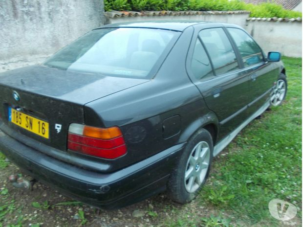 Bmw 325 td pour pi ces angouleme 16000 voiture for Code postal 16000