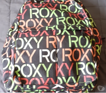 Photos Vivastreet Sac À Dos Roxy Polyester Multicolore