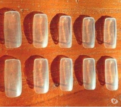 Photos Vivastreet 20 faux ongles TRANSPARENT , neuf