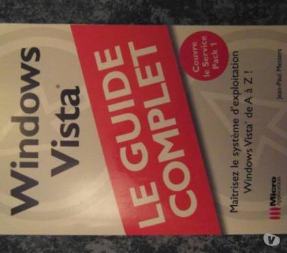 Photos Vivastreet Guide complet Windows Vista
