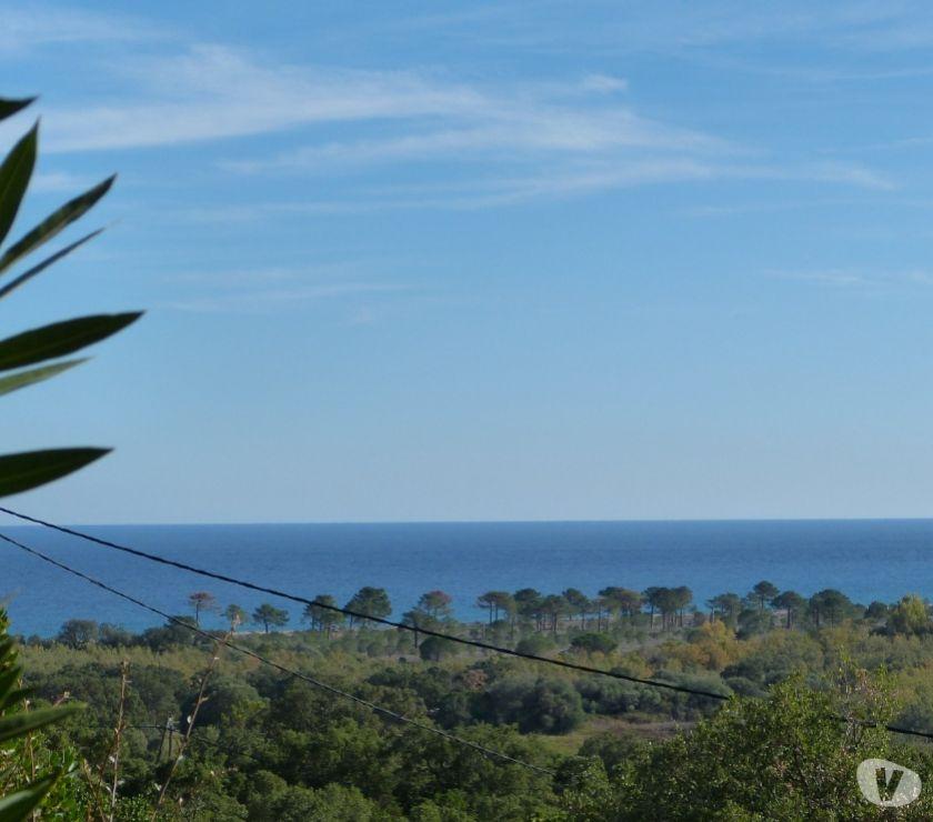 Photos Vivastreet Sud Corse à partir de 495€ Villa vue mer, 3 chamb,900m plage