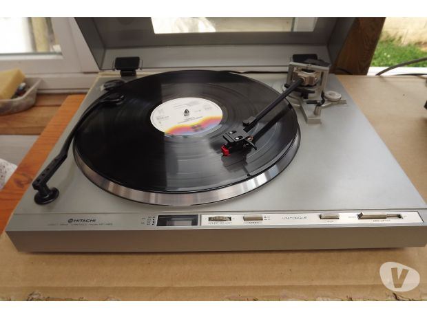 Photos Vivastreet SUPERBE platine vinyle..entrainement DIRECT