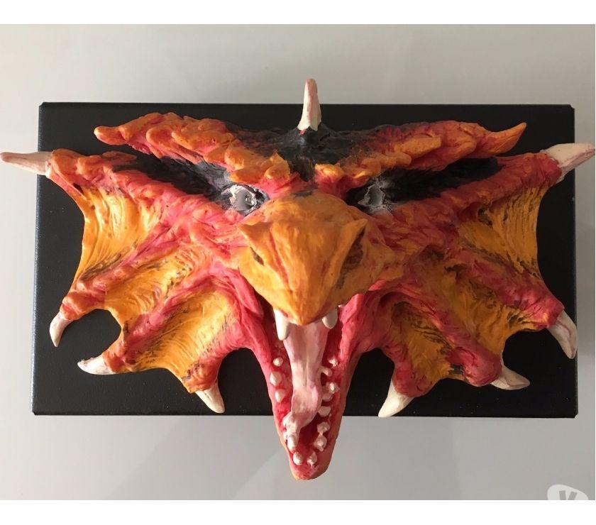Photos Vivastreet Figurine dragon pour façade pc