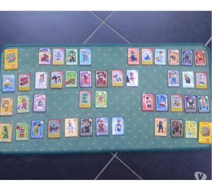 Photos Vivastreet Cartes À Collectionner Auchan Lego Crée Ton Monde