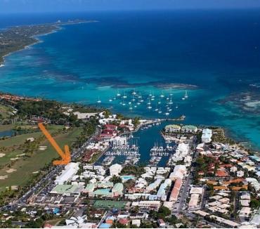 Photos Vivastreet Location Appt Face au Golf Marina de St François.