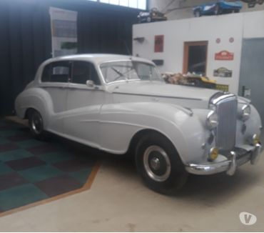 Photos Vivastreet Bentley MK6 HJ Mulliner