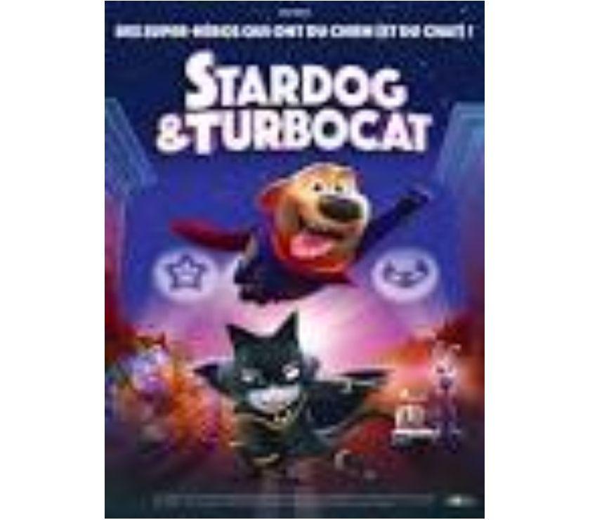 Spectacles Ardèche Ardoix - 07290 - Photos Vivastreet 2 places de cinéma pour Stardog and Turbocat