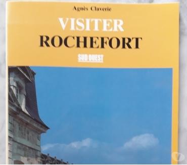 Photos Vivastreet Livre : Visiter Rochefort (1990)