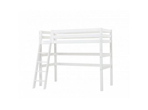 Ameublement & art de la table Nord Tourcoing - 59200 - Photos Vivastreet Lit mezzanine 90x200 Andrija échelle inclinée