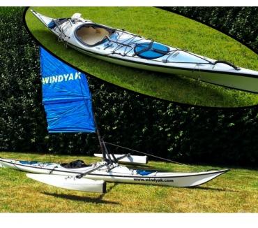 Photos Vivastreet Kayak ou WindKayak_Skyros de POLYFORM (Rare !)