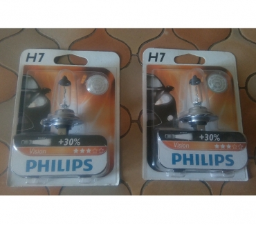 Photos Vivastreet 2 ampoules H7 Philips