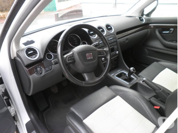 Seat exeo style diesel chatellerault 86100 voiture for Code postal chatellerault