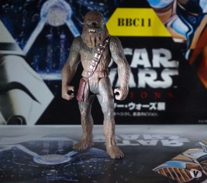 Photos Vivastreet figurine star wars chewbacca kenner