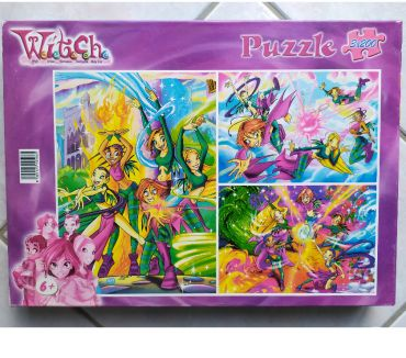 Photos Vivastreet 3 Puzzles Witch
